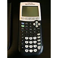 Texas Instruments TI-84 Plus Graphics Calculator (84PL/CLM/1L1/B)