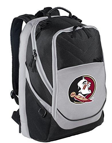 Broad Bay Florida State Backpack FSU Laptop Computer Bag by Broad Bay (Image #3)