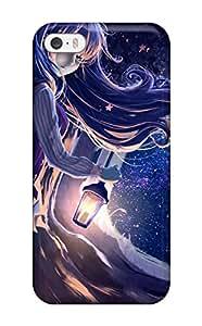 Hazel J. Ashcraft's Shop Christmas Gifts original anime girl lamp light Anime Pop Culture Hard Plastic iPhone 5/5s cases