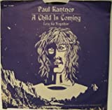 let's go together / a child is coming 45 rpm single