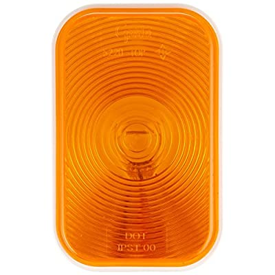 Grote 52203 Rectangular Stop Tail Turn Light, Park Turn (Double Contact): Automotive