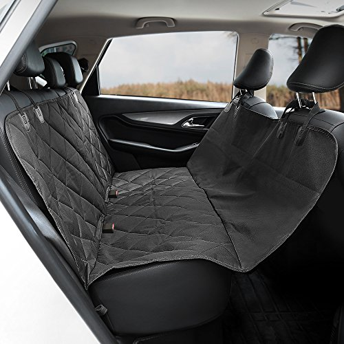 dog seat cover car back pet seat cover hammock front and back waterproof pet car seat cover. Black Bedroom Furniture Sets. Home Design Ideas