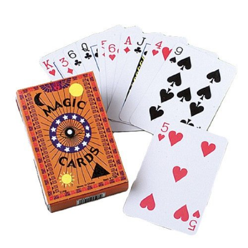 U.S. Toy Dozen Decks of Magic Trick Playing Cards by U.S. Toy