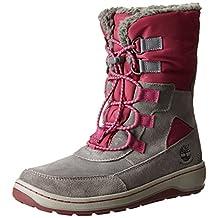 Timberland Winterfest Waterproof Insulated Boot(Toddler/Little Kid/Big Kid), Grey, 4 M US Toddler
