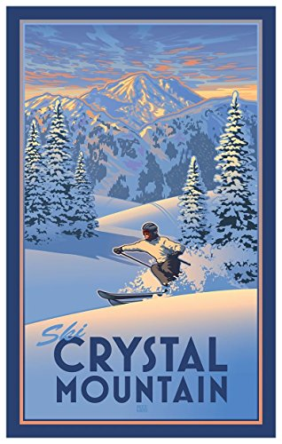 the crystal mountain - 1