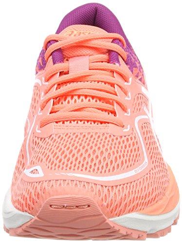 Asics Gel-Cumulus 19 GS, Zapatillas de Running Unisex Niños Rosa (Begonia Pink/begonia Pink/baton Rouge 0606)