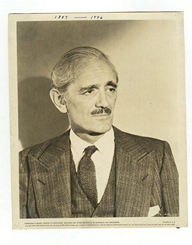 Philip Merivale - Archetypal Film Actor - Vintage 8x10 Promotional Photograph