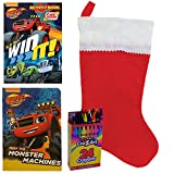 Blaze and the Monster Machines Stocking Play Kit for Children Ages 3 to 7