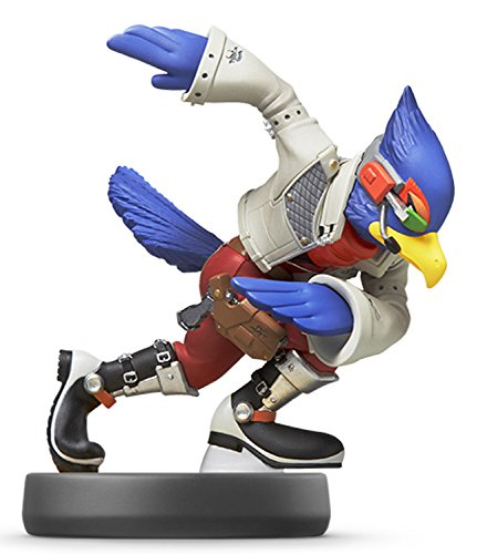 Falco Amiibo (Super Smash Bros Series)