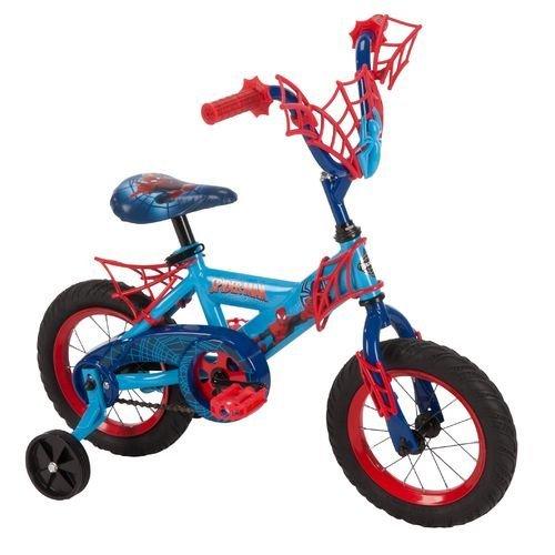 Huffy Bicycle Company Spider-Man 12 Bike [並行輸入品] B077S8CCG5