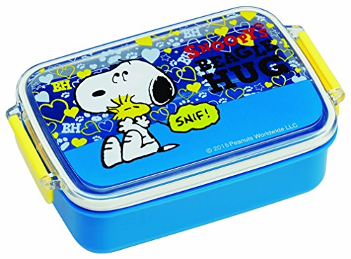 "Skater Peanuts ""Snoopys Beagle Hug"" Lunch Container"