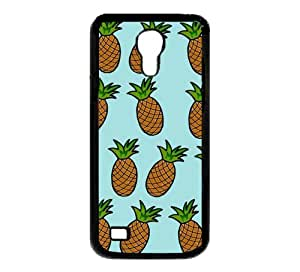 Aqua Pineapple Pattern Cute Hipster Samsung S4 Mini Case - Fits Samsung S4 Mini