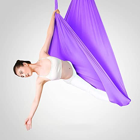 Hamaca aérea de yoga - Hamaca voladora Swing, Premium Swing de ...