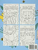 100 Animals for Toddler Coloring Book: My First Big