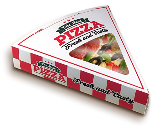 (Pizza Slice Boxes - 250 Boxes per case)