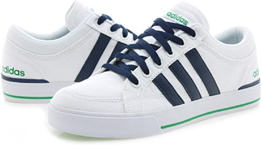 adidas Neo Skool Mens Daily Canvas Trainers UK Size 7 EUR 40.5 ...
