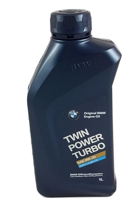 Original BMW antifricción Twin Power Turbo aceite SAE OW de 30 BMW Longlife de 04