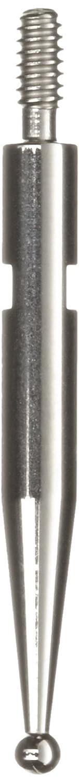 0.650 Length 0.031 Stem Dia. 0.031 Graduation Brown /& Sharpe TESA 74.107903 Steel Ball Tip Measuring Insert for Interapid 312 Dial Test Indicators