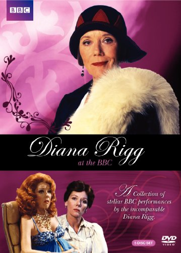 Diana Rigg at BBC DVD product image