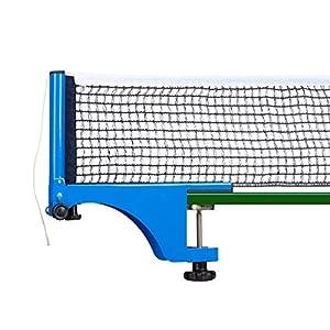 Relaxdays Metall zum Schrauben HB: 19,2 X 23,5 Tischtennisgarnitur Ping Pong...