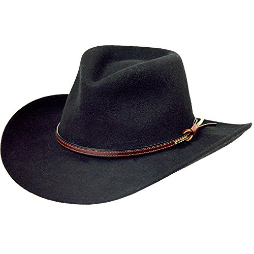 Stetson Men'S Bozeman Wool