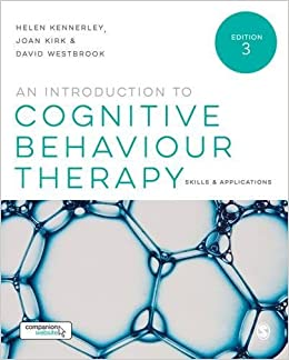An introduction to cognitive behaviour therapy skills and an introduction to cognitive behaviour therapy skills and applications amazon helen kennerley joan kirk david westbrook 9781473962583 books negle Images