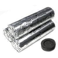 Three Kings Incense Hookah Charcoal, 3 Roll