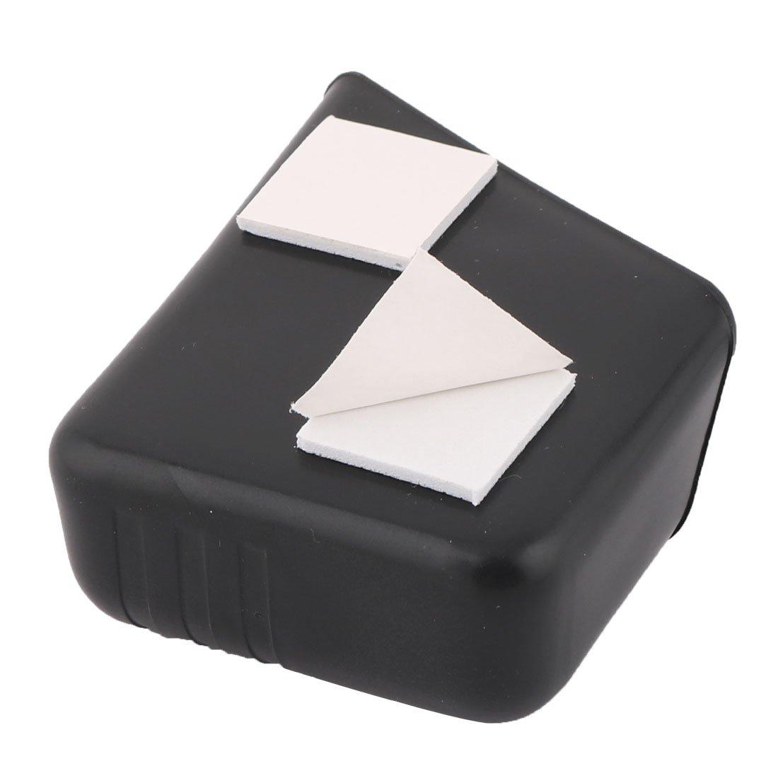 sourcingmap/® Auto Kunststoff Sitz M/ünze Handy Brille Halter Speicher Organizer Box Schwarz DE de