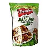 French's Crispy JALAPENOS Croustillants 567g