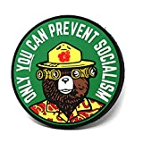 Only You Can Prevent Socialism Smokey Bear Parody