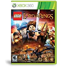 Lego Lord Of The Rings - Xbox 360 Standard Edition