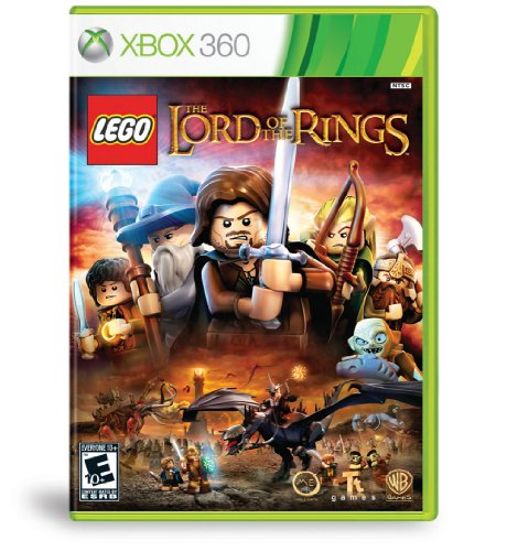 LEGO Lord of the Rings - Xbox 360 (Lego Lord Of The Rings Video Game)