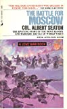 The Battle of Moscow, Albert Seaton, 0515083453