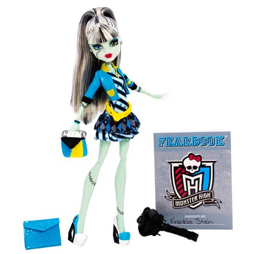 Monster High Picture Day Frankie Stein (Frankie Monster High Pictures)