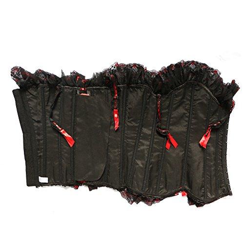 Czj-Innovation Corsetto Top Costumi Sexy Lingerie Abbigliamento Sculpting Corpo