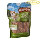 Purina Waggin Train Chicken Jerky Tenders 11 oz - Pack of 12