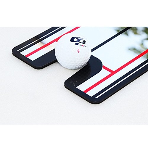 TOPSHION Golf Putting Mirror Training Eyeline Alignment Swing Practice Trainer Aid Tool by Topshion (Image #6)