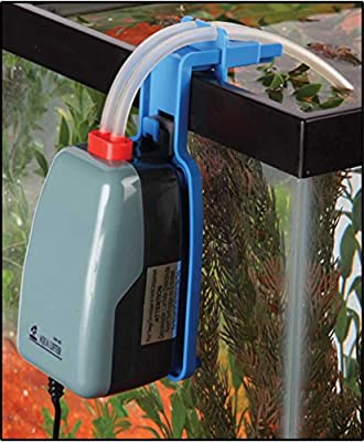 TOM Aquarium Aqua Lifter Pump 3.5gph flow rate to 30 inches height