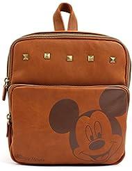Disney Mickey Mouse Joy Toddler Backpack Lightweight Travel Shoulder Small Bag