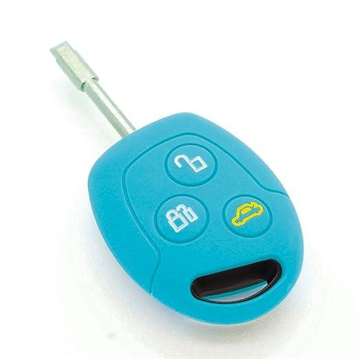 7 opinioni per Custodia in silicone chiave per Ford C-Max/Fiesta/Focus/KA