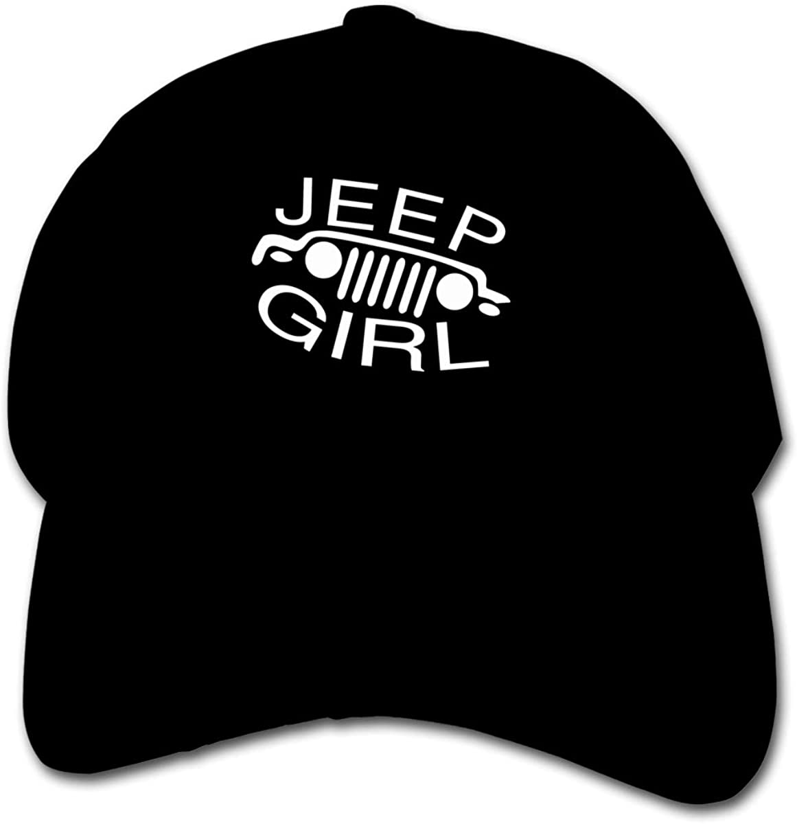 Novelty & More Jeep Girl Lovely Solid Color Trucker Sun Hat ...