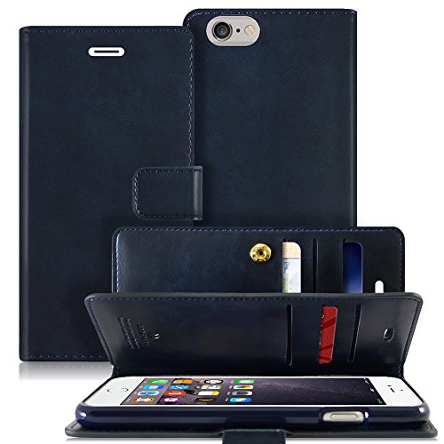 iPhone 6S / 6 Case, Cover for Apple iPhone 6S / 6 - Dark Navy Gray