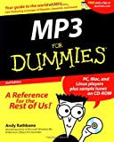 : MP3 For Dummies (For Dummies (Computers))