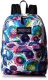 JanSport Superbreak Polyester 25 Ltrs Multi Tie Dye Swirls School Backpack (JS00T5010JX)