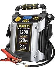 STANLEY Digital Portable Power Station Jump Starter: