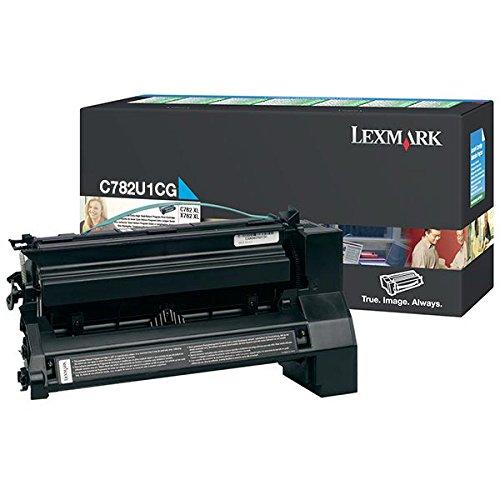 (Cyan XL Extra High Yield Return Prog Print Cart 16.5K 75-200 C782XL)