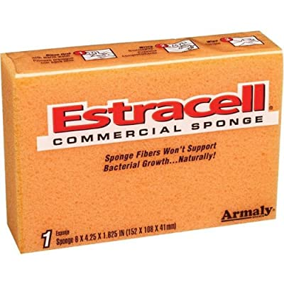 Armaly Brands 50003 Large Estracell® Commercial Utility Sponge