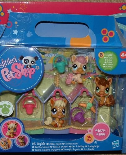 (Littlest Pet Shop Petriplets