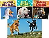 Animal Sounds Set 1, ABDO Publishing Company Staff and Pam Scheunemann, 1604535660
