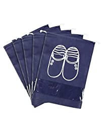 Free Standing Shoe Rack,4-Tier 20 Pairs Shoe Tower Storage Shelf Organizer by